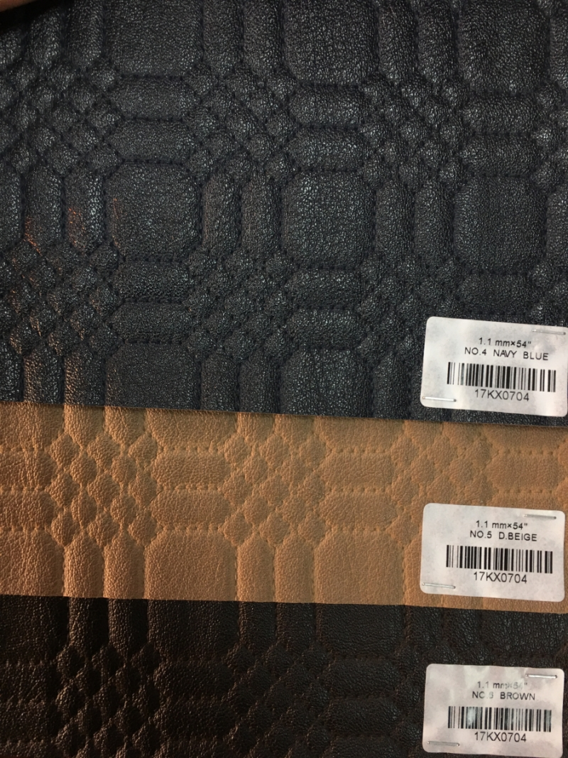 PVC Artificial Leather For Luggage
