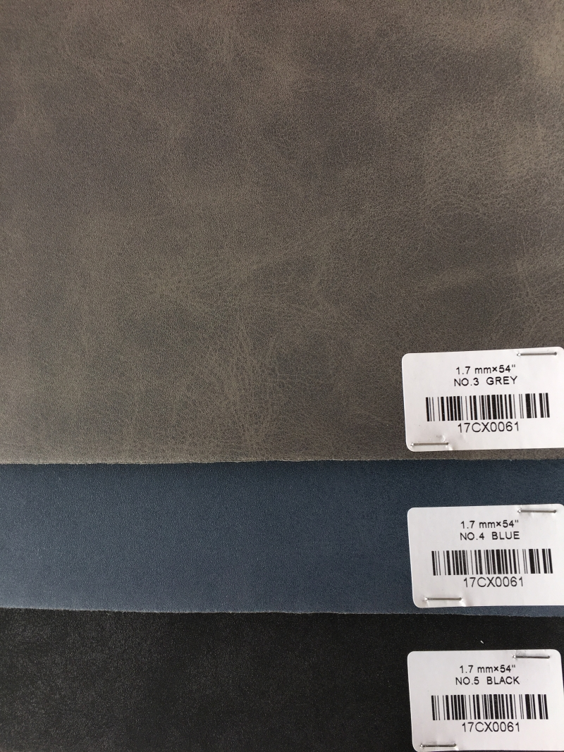 PU Artificial Leather For Label And Tag